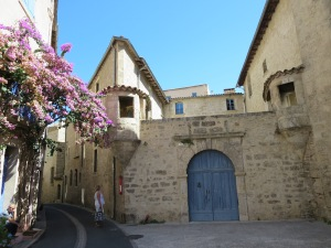 Pézenas back street