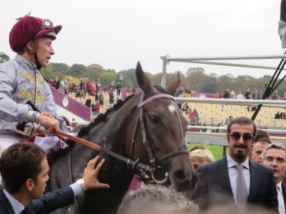 Treve coming back after her victory