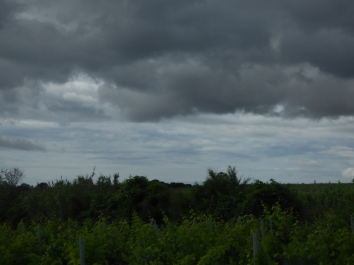 Clouds over Peilhan
