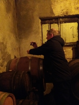 The new barrel