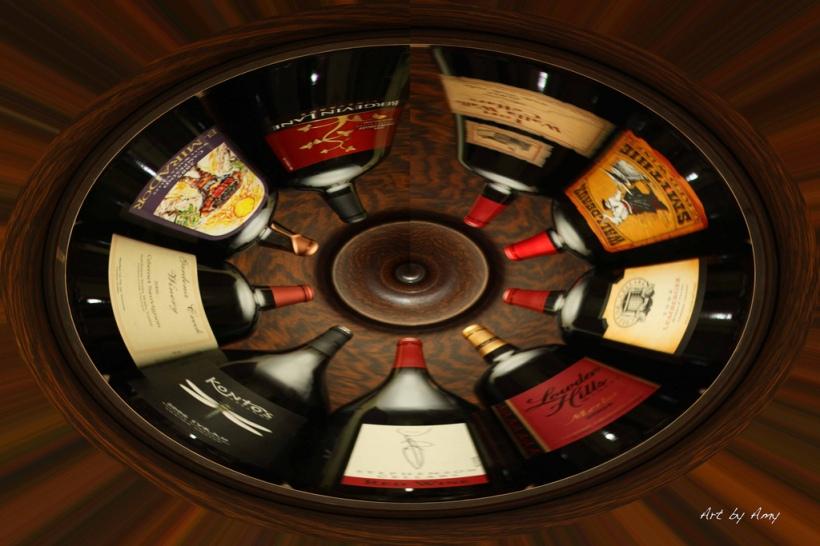 Wine roulette