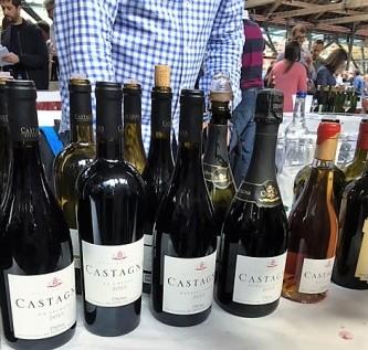 Castagna wines